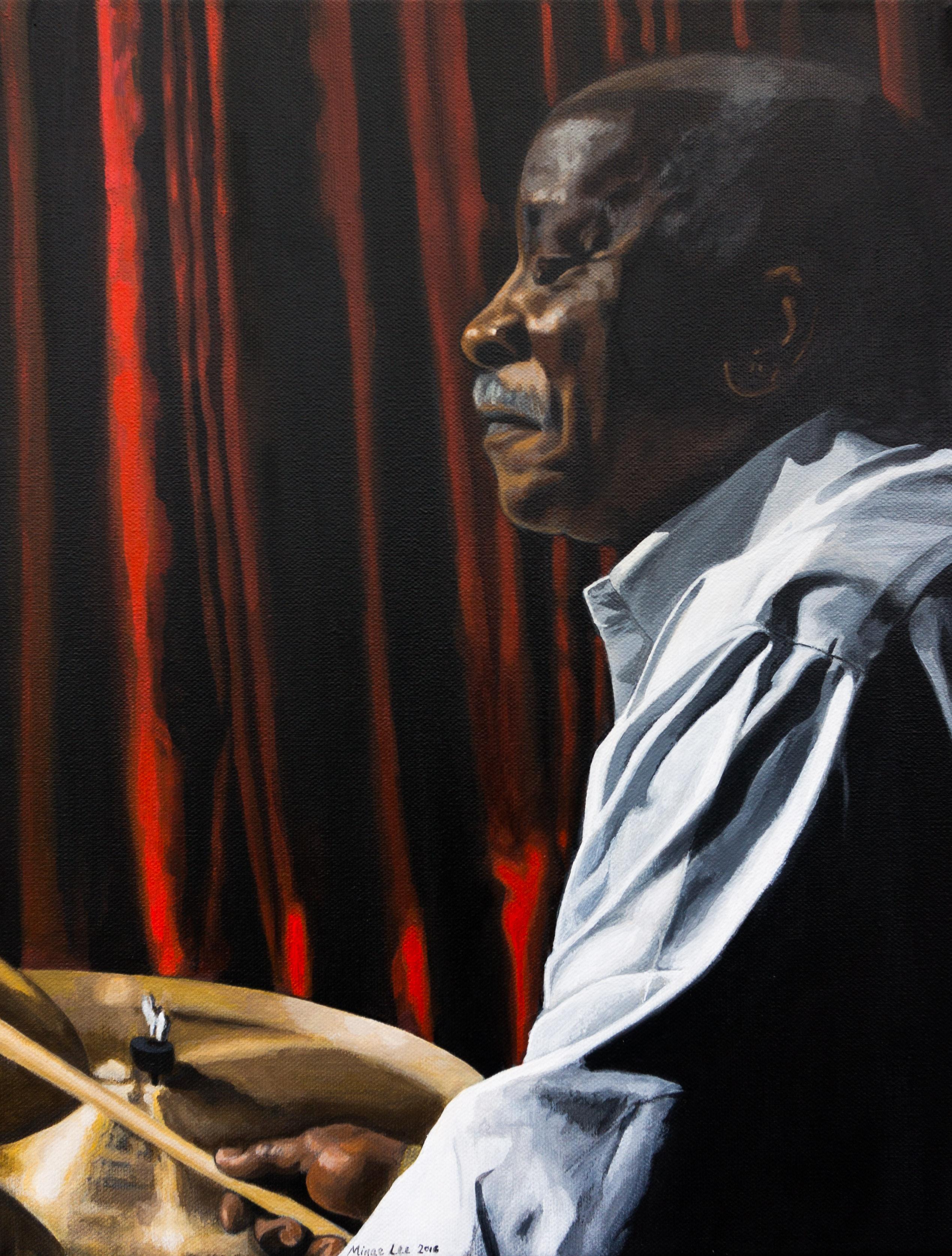 Mel Brown, Portland jazz drummer